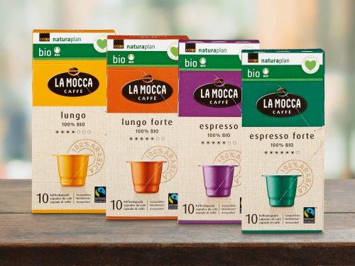 Coop lancia il primo caffè in capsule a marchio Bio Suisse