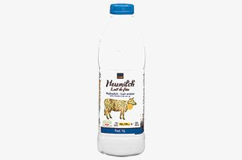 """Coop Svizzera lancia la nuova marca propria """"Heumilch – Lait de foin"""""""