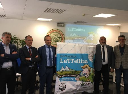 """Nasce il progetto """"LaTTellina"""" grazie a Carrefour Italia e Latteria Sociale Chiuro"""