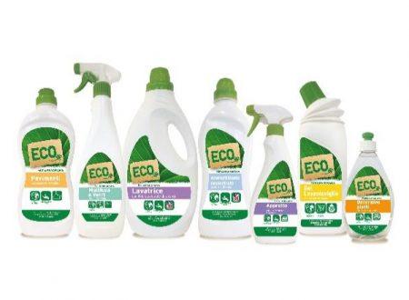 Pam Panorama, lancia«Eco» nuova linea di detersivi a marchio proprio
