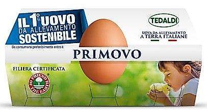In Italia il primo uovo sostenibile Friend of the Earth è dell'azienda Tedaldi