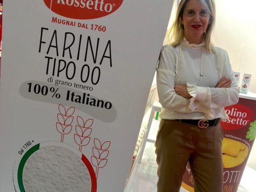 Marca 2019: Molino Rossetto premiata per le farine in brik