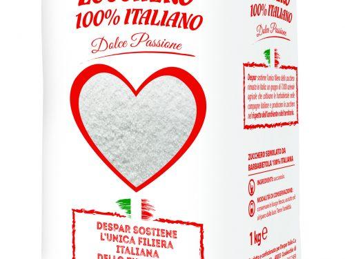 """Zucchero """"Classico"""" Despar per valorizzare l'unica filiera italiana"""