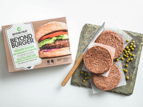 Coop Svizzera importa nel suo assortimento vegano il Beyond Burger