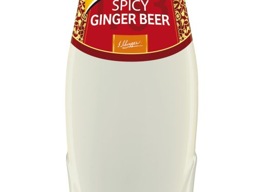 Schweppes propone Spicy Ginger Beer