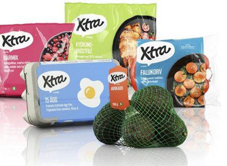 """COOP in Svezia rilancia la propria offerta a marchio proprio """"Xtra"""""""