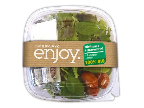 "DESPAR ENJOY: LA LINEA ""FOOD TO GO"" DELL'INSEGNA PRESENTA LE NUOVE INSALATE"